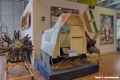 - - Italian Air Force - Savoia-Marchetti S.55X - Italian Air Force Museum Vigna di Valle, Italy - 160614 - Steven Gray - IMG_1072_HDR