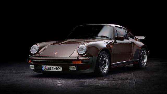 AUTOart Porsche 911 Turbo