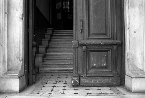 Of doors, stairs and things... | by Nikos.K.