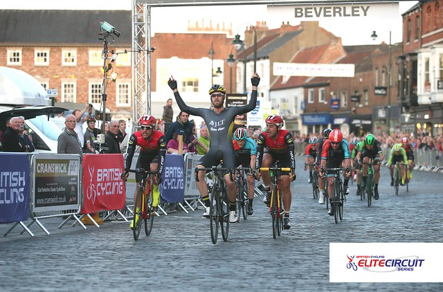 British Cycling Elite Circuit Series round four, Beverley Grand Prix, July 8 2016