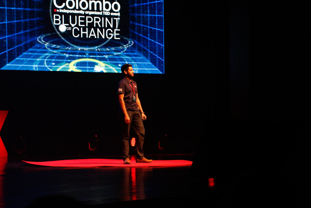 Blueprint for change tedxcolombo 2016 change is a consta flickr blueprint for change tedxcolombo 2016 by tedxcolombo malvernweather Choice Image