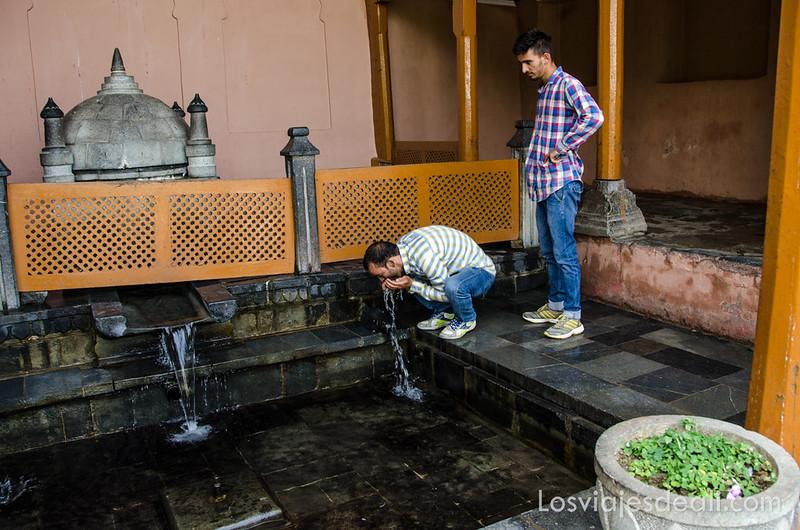 jardines mogoles de Srinagar