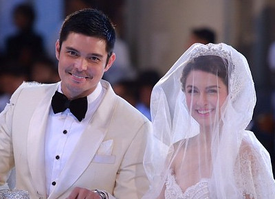 Dingdong Dantes and Marian Rivera Wedding - Michael Howard ...