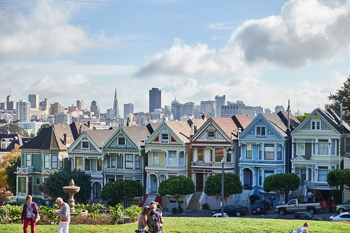 San Francisco Painted Ladies | by Janitors