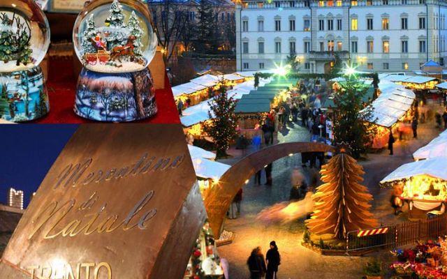 Mercatini di Natale di Trento!!