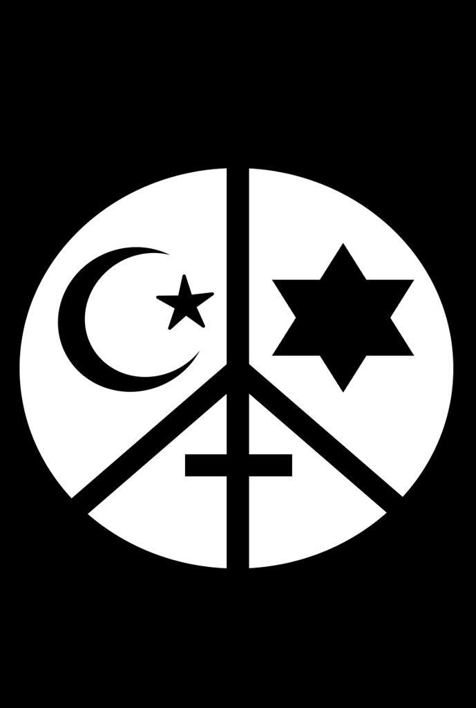 Peace Symbol For The 3 Major Religions Take A Stand Agains Flickr
