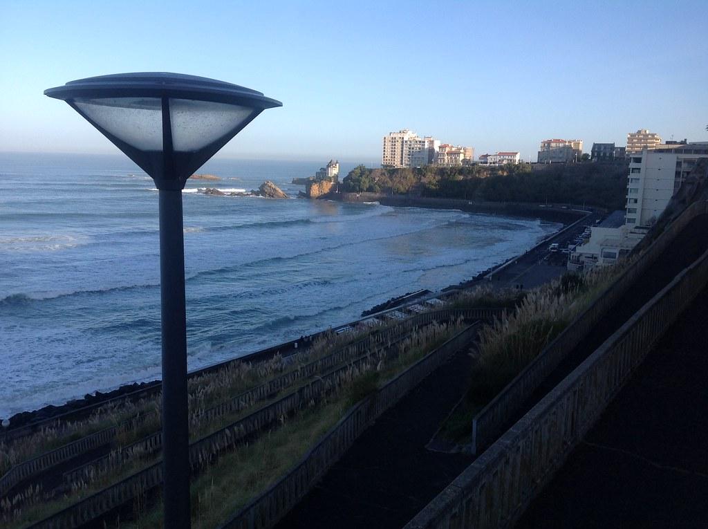 sander_sloots indal logo in biarritz cote des basques by sander_sloots