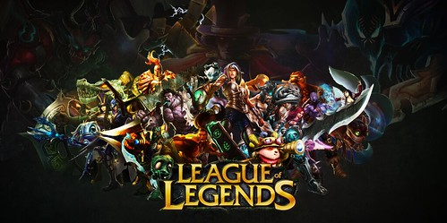league of legends | by downloadsource.fr
