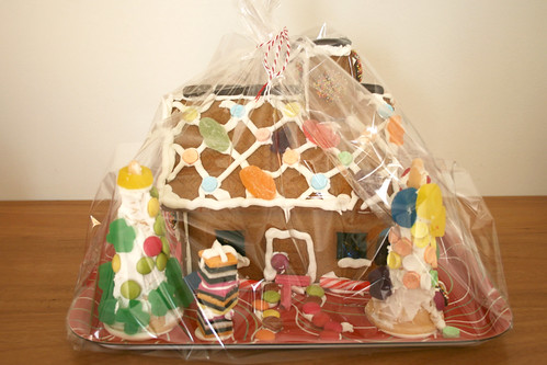 ikea gingerbread house | by suzy @ floating world