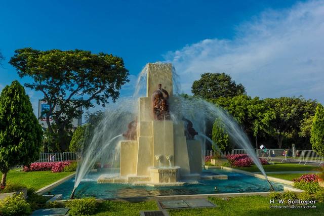 263 Parque de la Reserva, Lima
