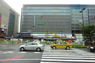 P1060671 Zona de Tenjin  (Fukuoka) 14-07-2010