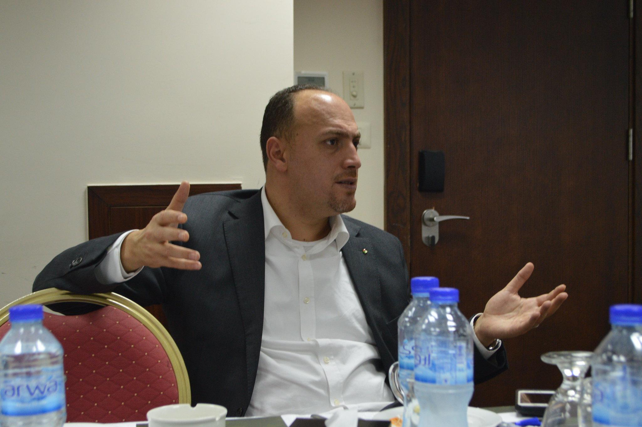 Husam Zumlot