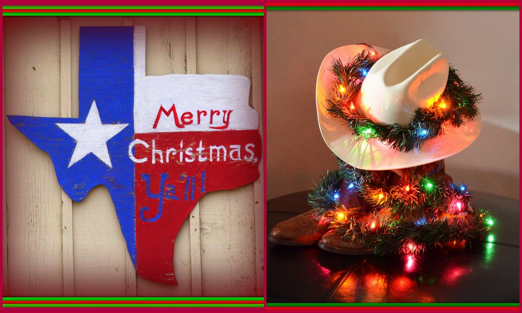 Merry Christmas from Texas | Merry Christmas from The Old Te… | Flickr