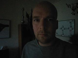 HTC 10 Selfie mörker