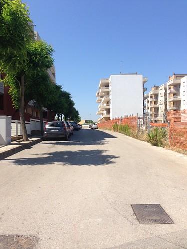 Turi - Via Ginestre