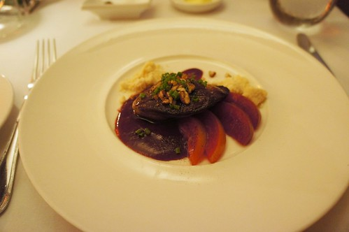 Seared Hudson Valley Foie Gras