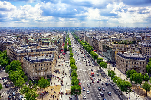 Champ-Elysees