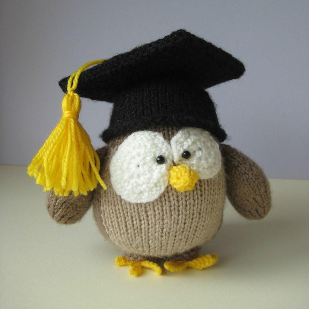 Owl Knitting Pattern Simple Ideas