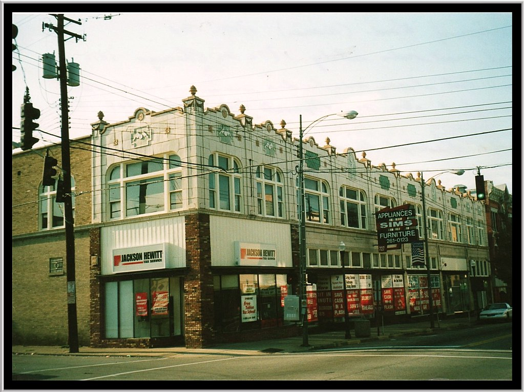 ... Covington KY ~ Old Montgomery Ward ~ Downtown Commercial | By Onasill ~  Bill Badzo