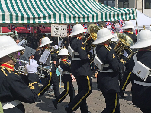 Armed Forces Day Parade, Romford | by diamond geezer