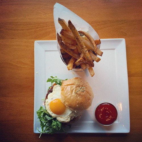 If you're putting egg on a burger, I'm there every time. #arkansawesome | by bradjward