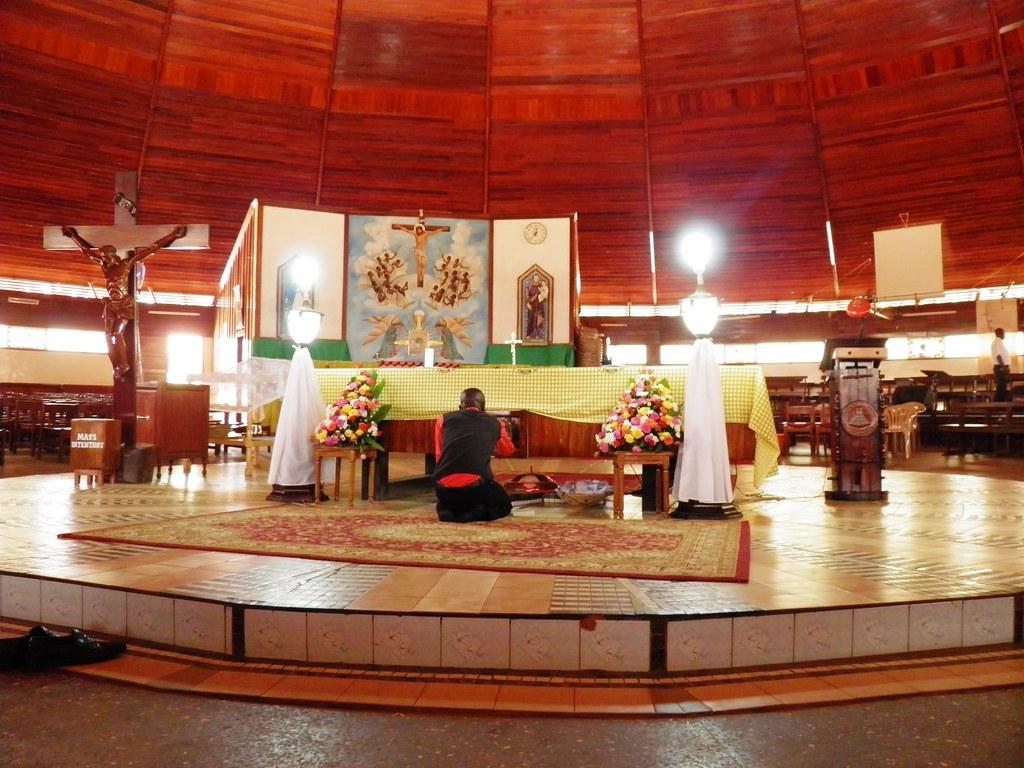 Image result for UGANDA MARTYRS SHRINE, NAMUGONGO