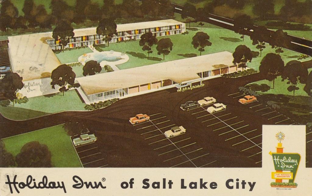 Holiday Inn - Salt Lake City, Utah