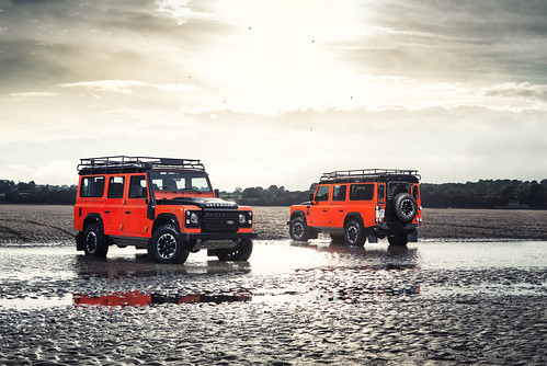 Land Rover Defender Adventure LE | by landrovermena