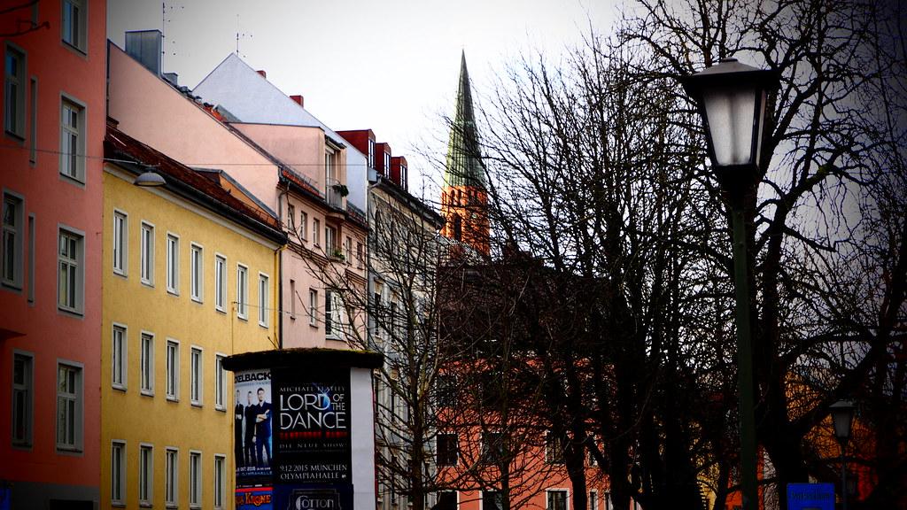 Old Haidhausen, Munich