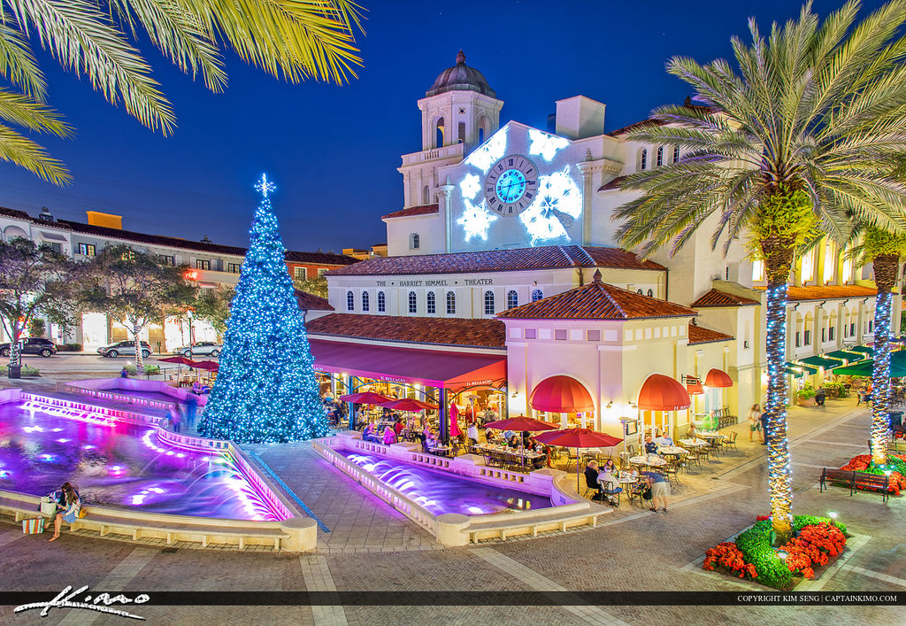 ... Cityplace Christmas Tree West Palm Beach   by Captain Kimo - Cityplace Christmas Tree West Palm Beach Downtown West Pal… Flickr