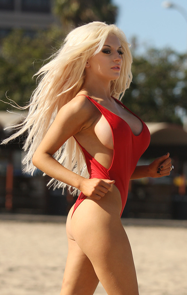 baywatch Courtney stodden