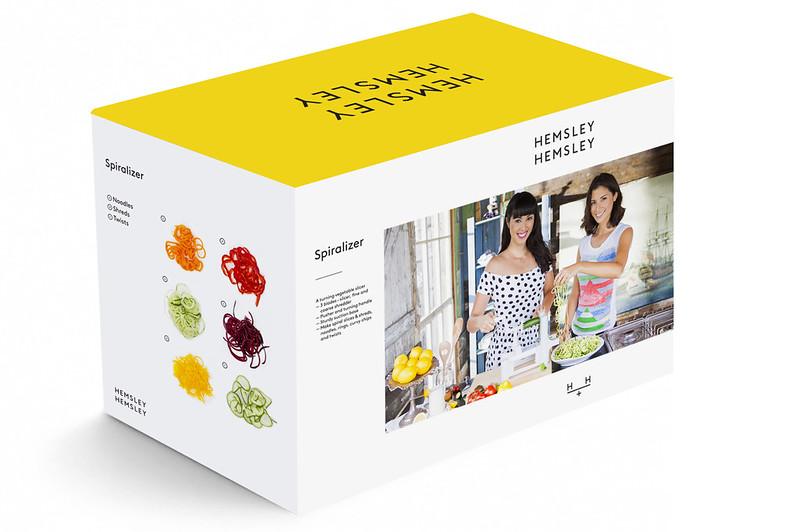 Georgina Ingham   Culinary Travels Photograph - Hemsley and Hemsley Spiraliser Product Photo