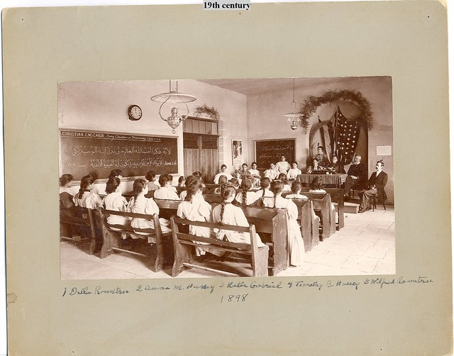 Origins and Early Days of the Friends Girls School