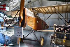 11721 - - Italian Army - Ansaldo SVA.5 - Italian Air Force Museum Vigna di Valle, Italy - 160614 - Steven Gray - IMG_9915_HDR