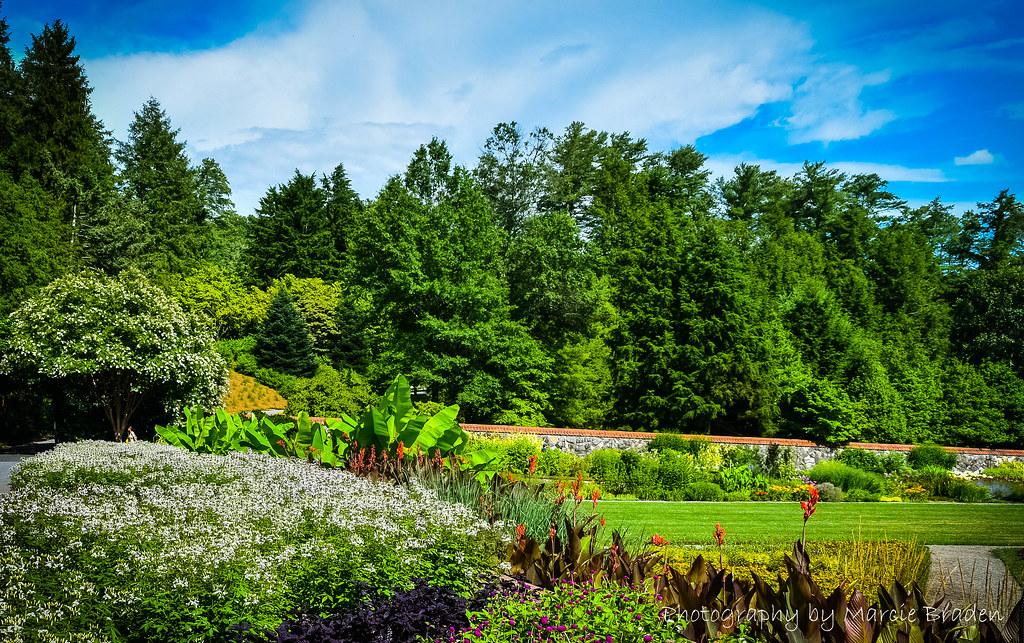 Breathtaking Biltmore Landscape and Gardens | Strolling the … | Flickr