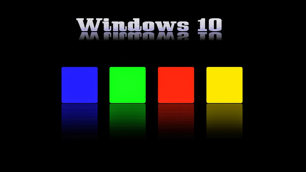 Windows 10 Hd 1080p Desktop Background Windows 10 Windows Flickr