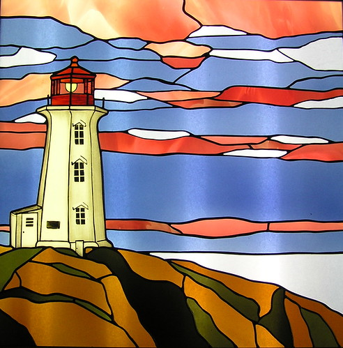 lighthouse | by Northern Art Glass