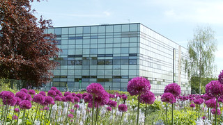 Walton Hall campus - Jennie Lee building | by The Open University (OU)