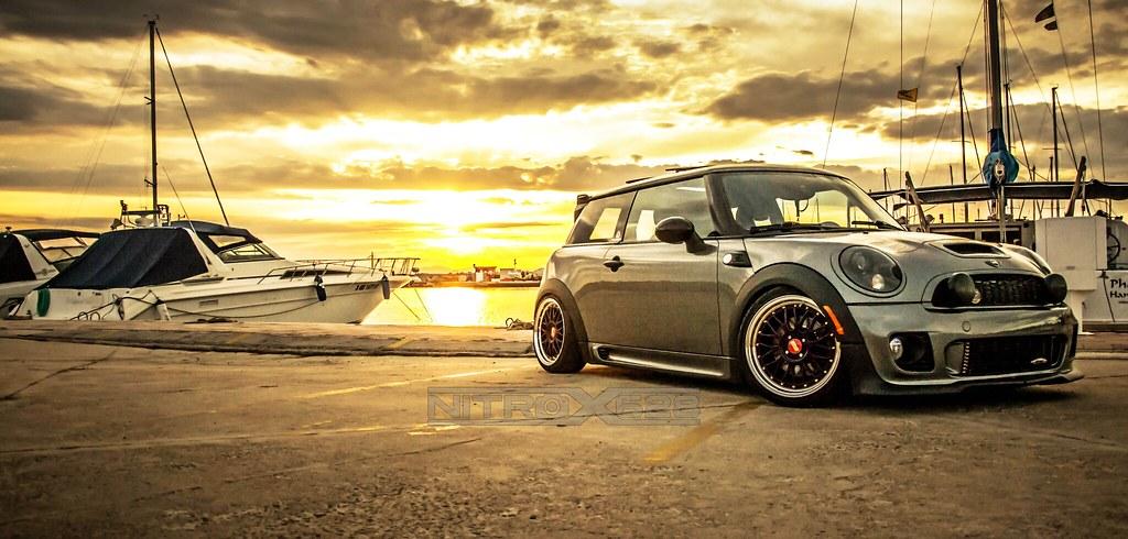 Mini Cooper JCW Sunset | Marco Nitros | Flickr