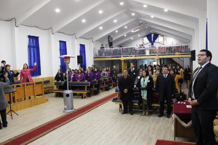 """Coro instrumental IMPCH Tomé organiza actividad en el """"Día del Corista"""""""