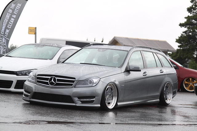 Wobbler: Bagged MB w204 // JVS Crew 27952740216_9c6644aac5_z