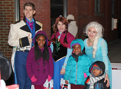 Rock the Dock Family Holiday Bash 2014 | by Waterfront Partnership