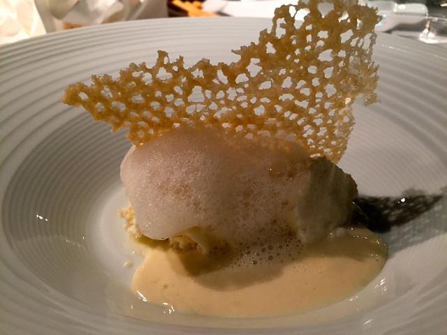 Five Ages, Textures and Temperatures of Parmigiano Reggiano at Osteria Francescana