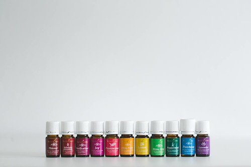Essential oil kit | by Vanilla and lace