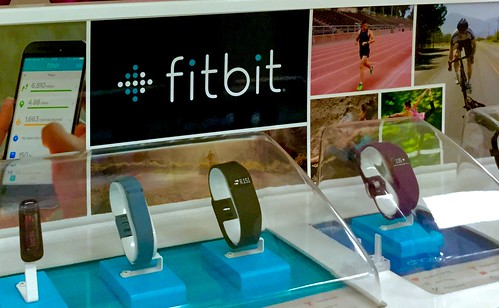 Fitbit | by JeepersMedia