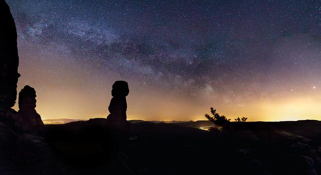 Bis an die Sterne