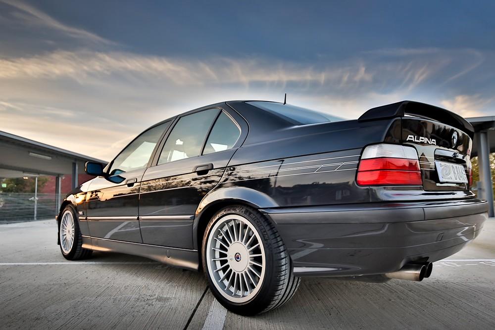 BMW Alpina B V Hp Denis Kindler Flickr - Bmw alpina b8