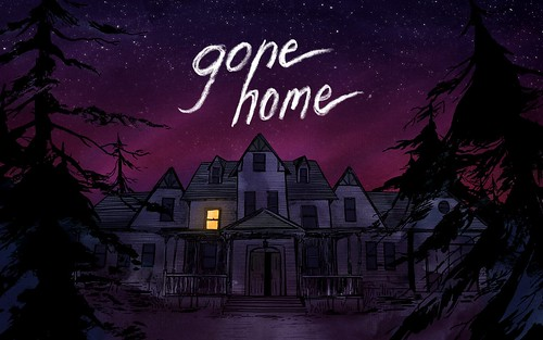 Gone Home | by brinstar