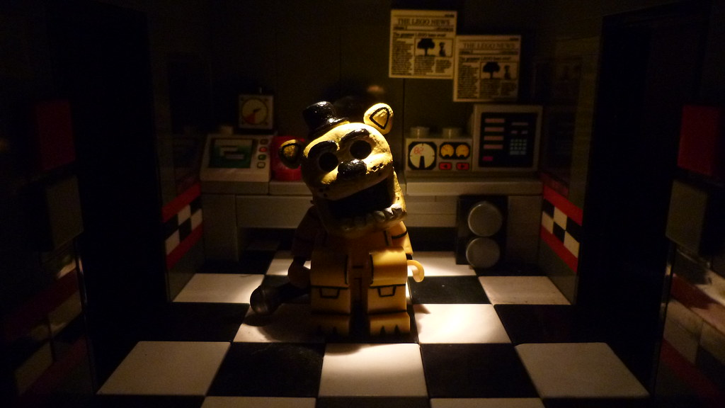 golden s Five nights at freddy