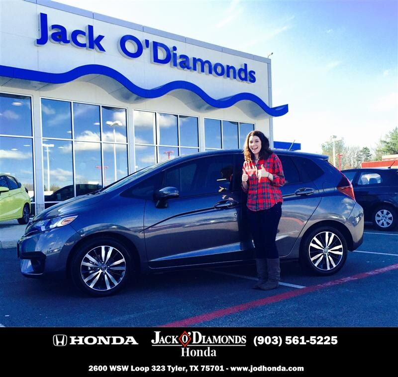 By #HappyBirthday To Jessica Alexander From Craig Williams At Jack O Diamonds  Honda!   By